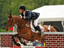 Oliver Townend and ODT Sonas Rovatio