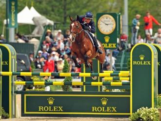 2011 Rolex Kentucky CCI**** Show Jumping