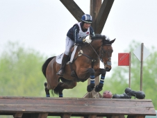 Jennie Brannigan And Cambalda Go To The Top At The Fork