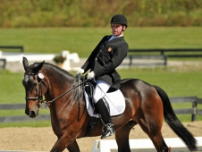Jonathan Wentz and NTEC Richter Scale Earn The USEF Para-Equestrian Dressage National Championship