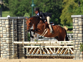 2011 USEF Pony Finals Medium Ponies