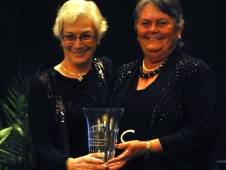 Jane Dow-Burt and Kathy Hobstetter