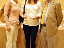 Kelley Farmer, Nancy Amling and Larry Glefke