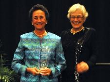 Sandra Ruiz and Jane Dow-Burt
