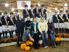 "Pope Tops <a href=""http://www.chronofhorse.com/article/eap-victory-pushes-pope-next-level"">USHJA Emerging Athletes National Training Session</a>"