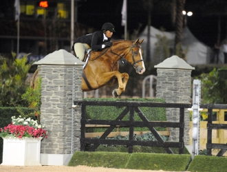 2011 Wellington $50,000 USHJA International Hunter Derby Handy Round