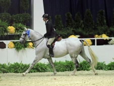 "Shawn Casady Wins <a href=""http://chronofhorse.com/article/casady-clinches-first-round-wihs-equitation-classic""> Hunter Phase Of WIHS Equitation Classic </a>"