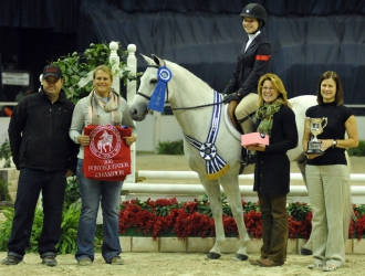 2011 WIHS Ponies Take The Stage