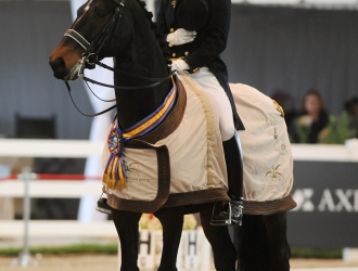 2011 World Dressage Masters Grand Prix