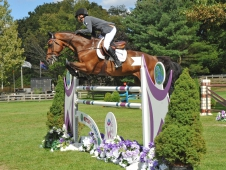 Kent Farrington on Voyeur