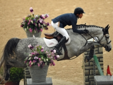 Uceko and Kent Farrington