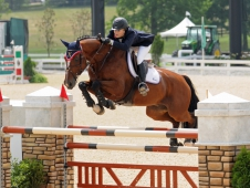 """Kilian McGrath Earns Young Rider <a href=""""https://www.chronofhorse.com/article/mcgrath-grabs-individual-show-jumping-gold"""">Individual NAJYRC Gold</a>"""