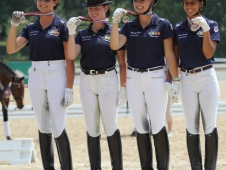 Region 7 Young Riders Grab Silver