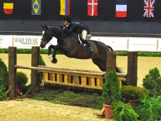 "Lisa Williams and San Morino Win <a href=""http://www.chronofhorse.com/article/san-morino-s-win-almost-wasn-t-alltech-national-horse-show"">Older Amateur-Owners At The National</a>"