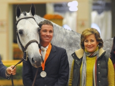 "Chris Payne Enjoyed The <a href=""http://www.chronofhorse.com/article/chris-payne-upped-his-game-alltech-national-horse-show"">Alltech National Horse Show</a>"