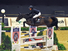 "Ohlala Took Flight To Win The Open Speed Class At <a href=""http://www.chronofhorse.com/article/ohlala-draws-oohs-and-aahs-alltech-national-speed-class"">The Alltech National</a>"