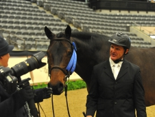 Chris Wynne and Crown Royal