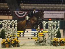 Lillie Keenan Topped The North American Equitation Championships