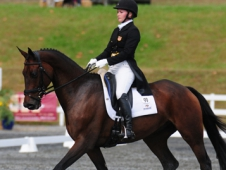 "Hannah Sue Burnett And Harbour Pilot Lead The <a href=""http://www.chronofhorse.com/article/burnett-dominates-dansko-fair-hill-international-three-star"">Three-Star Dressage At Fair Hill</a>"