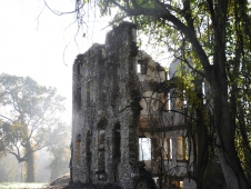 Ruins On The Backside Of The Course