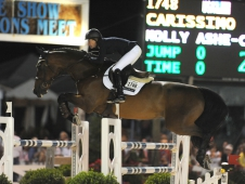 Molly Ashe-Cawley on Carissimo