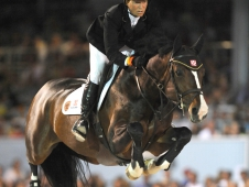 Beezie Madden on Coral Reef Via Volo