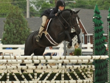 Emma Kurtz and Mapleside Denzel