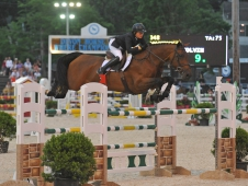 "Waminka and Tori Colvin Won The <a href="""">Junior Jumper Championship At Devon.</a>"