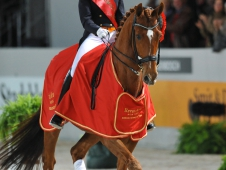 "Adelinde Cornelissen Pulls Off Another <a href=""http://chronofhorse.com/article/cornelissen-scores-repeat-reem-acra-fei-world-cup-dressage-final-ti""> Reem Acra FEI World Cup Final Win</a>"
