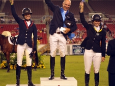 Molly Ashe-Cawley, Mario Deslauriers, Beezie Madden