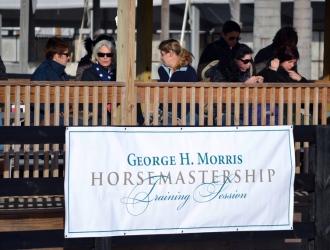 2012 George H. Morris Horsemastership Training Session Day 1