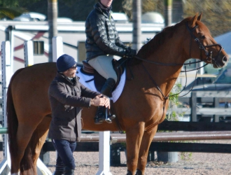 2012 George H. Morris Horsemastership Training Session Day 2