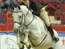 Natalie Allen-Barinsky and Val d'Isere