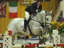 Antares and McLain Ward