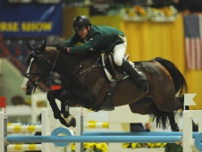 Shane Sweetnam and Amaretto d'Arco