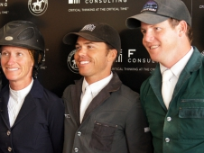 $250,000 FTI Grand Prix Winners