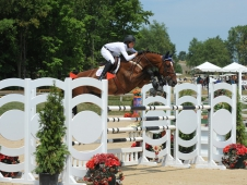 "Ross Rides To The Top <a href=""http://www.chronofhorse.com/article/lillie-ross-rocks-it-horse-shows-bay"">In Michigan</a>"
