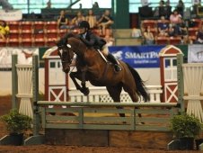 "Kels Bonham Leads The <a href=""http://www.chronofhorse.com/article/st-lawrence-university-widens-gap-ihsa-collegiate-cup"" target=""_blank""> Cacchione Cup</a>"
