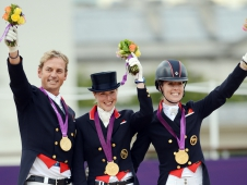 Great Britain Makes History With Olympic Gold In Dressage