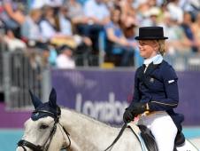 Sara Algotsson Ostholt and Wega