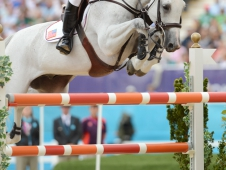 McLain Ward and Antares