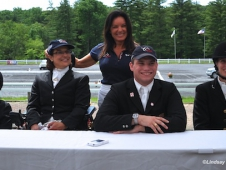 2012 U.S. Paralympic Equestrian Team