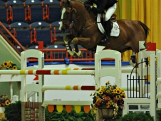 Katie Dinan and Nougat du Vallet