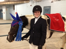 "Katie Pontone and Wicked Win In <a href=""http://www.chronofhorse.com/article/wicked-turns-winner"" target=""_blank"">NAL Pony Jumper Final</a>"