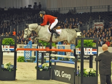 Kent Farrington and Uceko