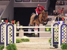"Pius Schwizer And Carlina Catapulted Themselves To The Top Of The <a href=""http://chronofhorse.com/article/schwizer-takes-over-day-2-rolex-fei-world-cup-show-jumping-final"">Rolex FEI World Cup Show Jumping Final </a>"