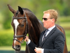 Oliver Townend and Pepper Anne