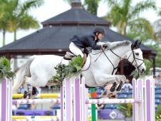 "Indigo Is Unstoppable <a href=""http://www.chronofhorse.com/article/indigo-overcomes-be-one-eight-clean-rounds-usef-selection-trials-ro"">In Round 1 Of Olympic Show Jumping Trials</a>"