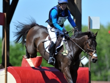"Phillip Dutton Kept His Lead Aboard Mystery Whisper At <a href=""http://www.chronofhorse.com/article/mystery-whisper-takes-over-lead-fork-cic"">The Fork After Cross-Country</a>"