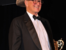 "Jimmy Wofford Earned The USEF Lifetime Achievement Award At The <a href=""http://www.chronofhorse.com/article/news-and-notes-2012-usef-meeting"">USEF Annual Meeting.</a>"